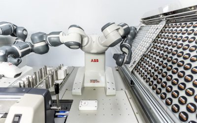 House of Design cobot system featured in RIA article