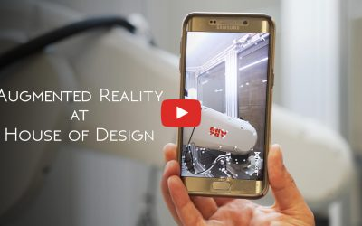 Augmented Reality & Robotics at House of Design