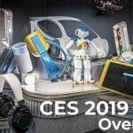 CES 2019_CES 2020_Consumer Electronics Show_House of Design Robotics_Web