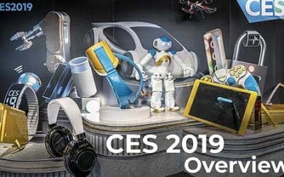 CES 2019 – Overview of the Consumer Electronics Show