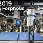 CES 2019_Omron_Forpheus Ping Pong_Astra Delta Robots_CES 2019_TM series_Consumer Electronics Show_House of Design Robotics_Web