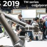 Omron Technologies_Forpheus Ping Pong_Adept_Astra Delta Robots_CES 2019_TM series_Consumer Electronics Show_House of Design Robotics_Low Res