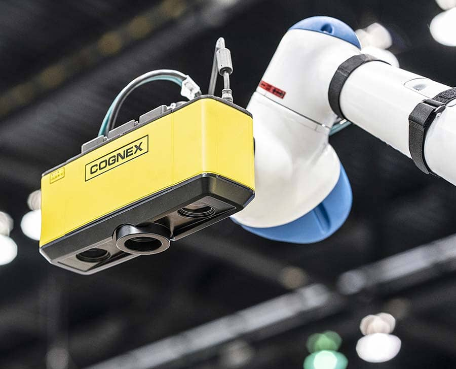 Cognex Dataman Barcode Readers, In-Sight, 2D & 3D vision