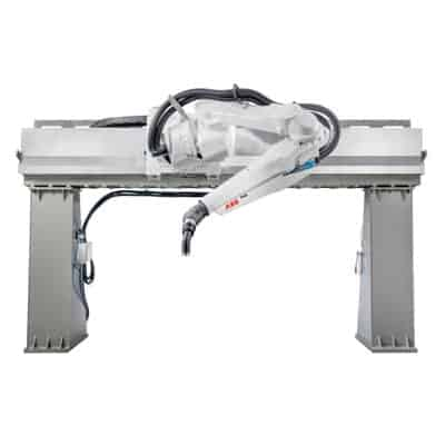 ABB IRB 5500-25 Elevated Rail