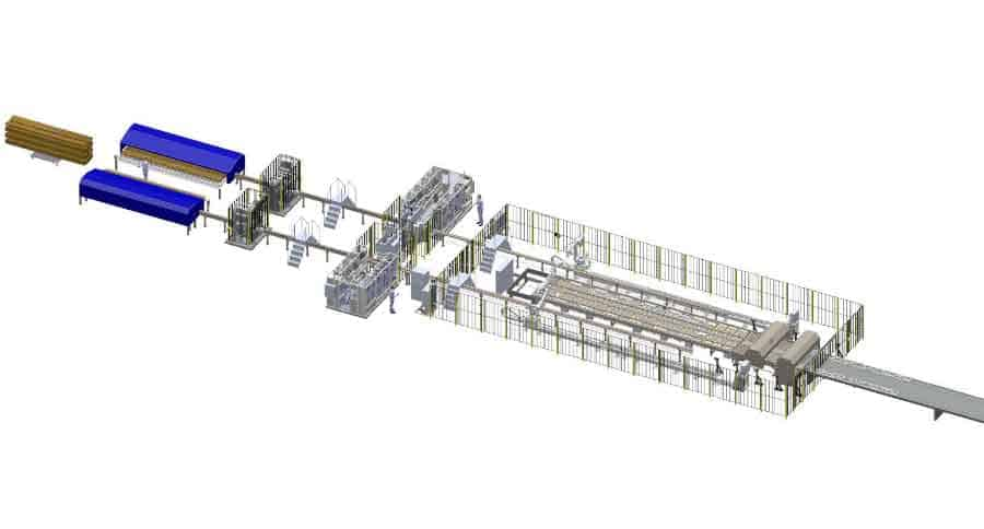 Automated Floor Truss System